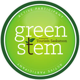 Green Stem Saskatoon Tourism